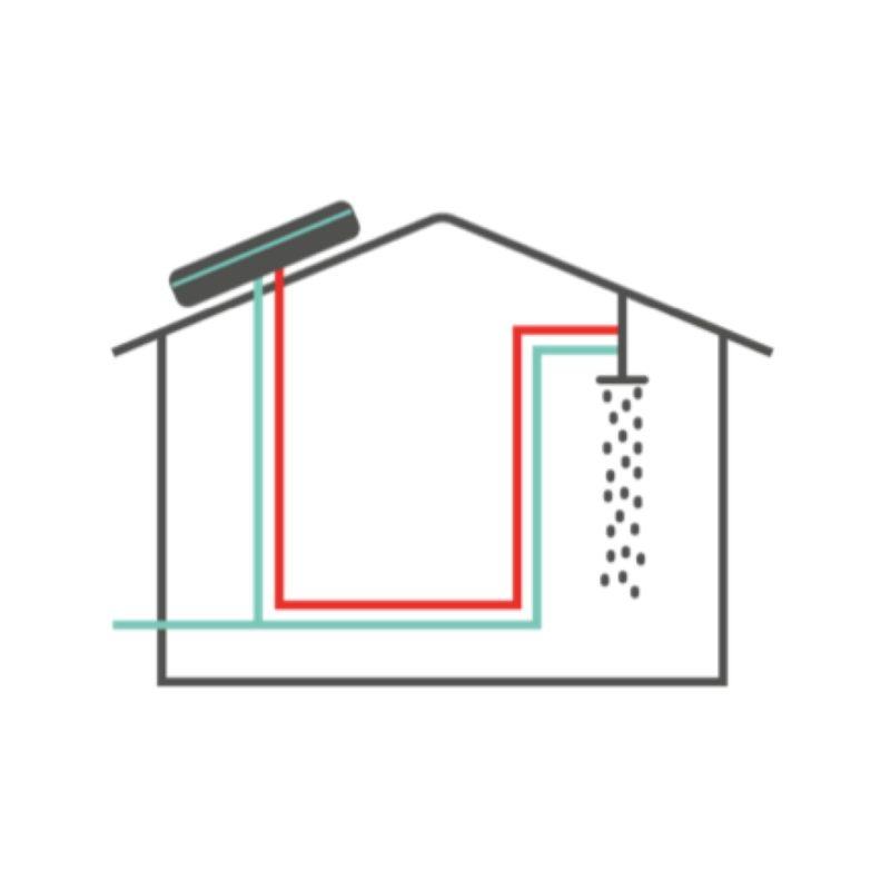 SUNPAD electrical flow heater